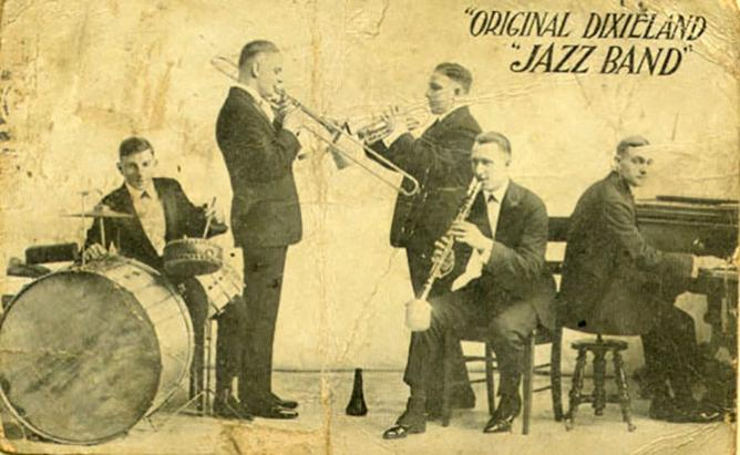 Original Dixieland Jazz Band | © FredrikT/WikiCommons