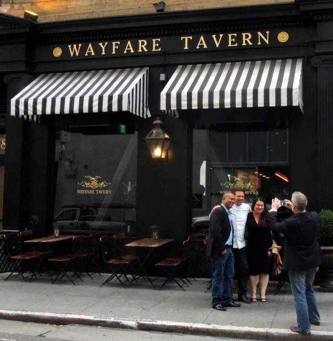 Wayfare Tavern | © Doug Anderson/Flickr