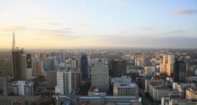 Nairobi skyline | © Clara Sanchiz/Flickr