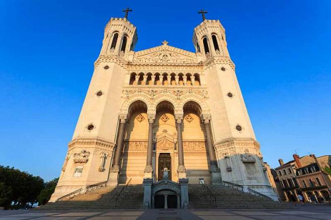 Churches To Visit In Lyon France