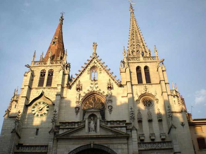 Iglesia de St-Nizier   © Tony Castle/WikiCommons