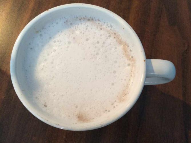 Cup of Asado coffee| © Benita Gingerella