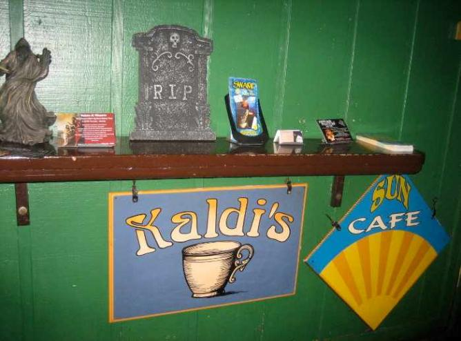 Kaldi's Coffee House   © Infrogmation of New Orleans/Flickr