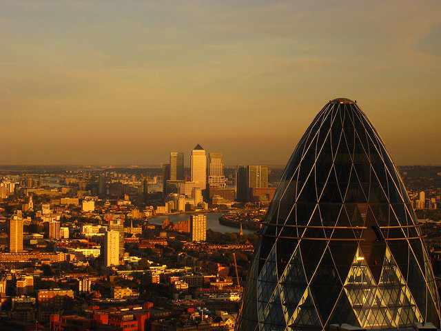 The Gherkin © Harshil Shah/ Flickr