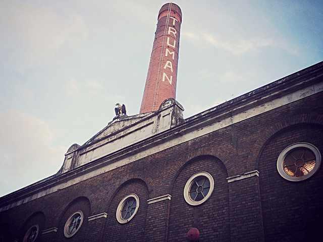 The Old Truman Brewery ©Secret Pilgrim /Flickr