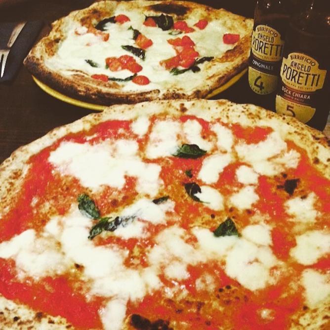 Pizza at Madrelievito | © Anna Jauhola, 2015