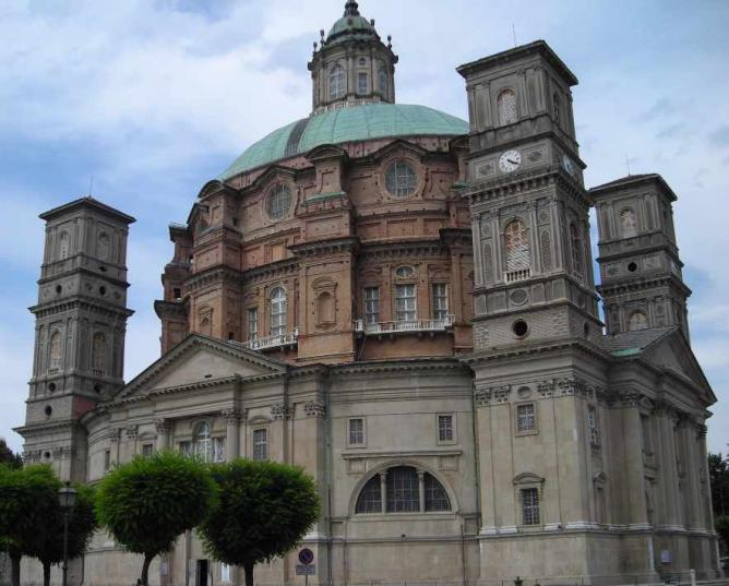 Santuario of Vicoforte