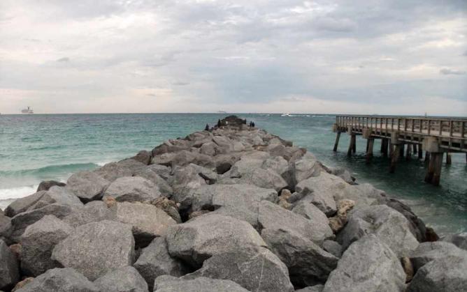 South Pointe, Miami Beach © Humberto Moreno