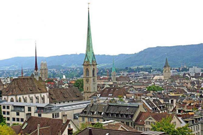 Zurich   © Dennis Jarvis/Flickr