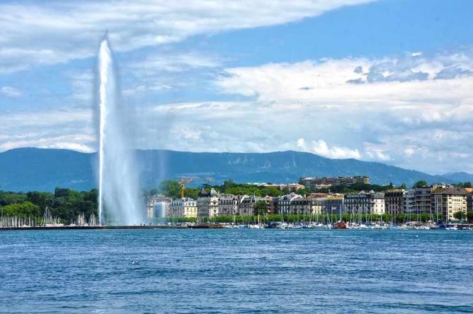 Geneva   © Luisfpizarro/Pixabay