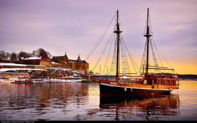Oslo   © Moyan Brenn/Flickr
