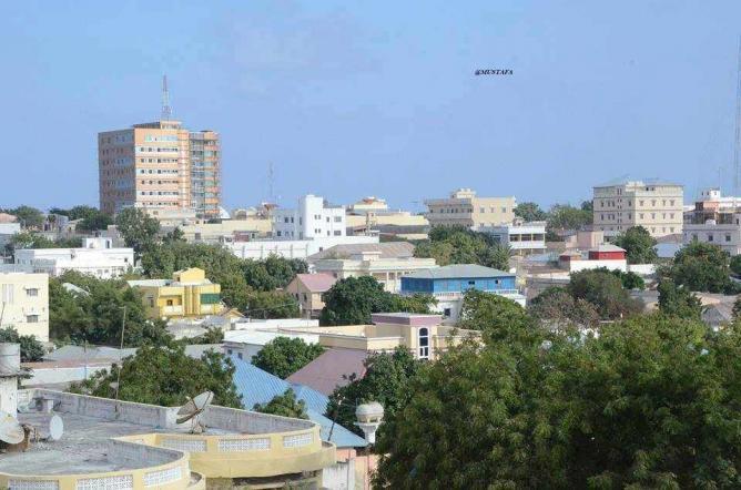Mogadishu   © Axmadyare/WikiCommons