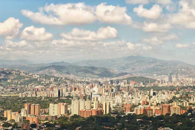 Caracas   © Fernando Flores/Flickr