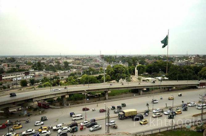 Peshawar   © NoahOmarY/WikiCommons