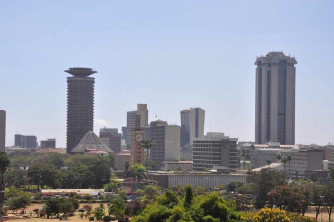 Nairobi   © Jorge Láscar/Flickr