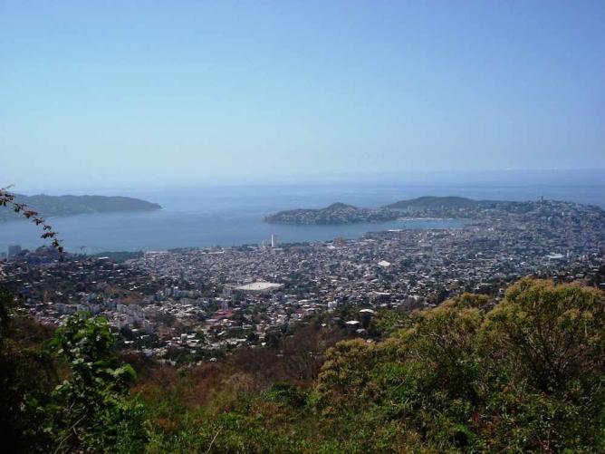 Acapulco   © Mitrush/WikiCommons