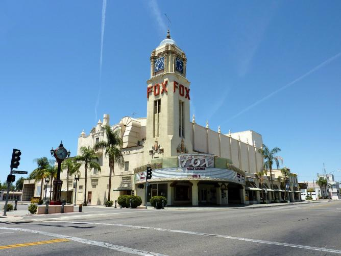 The Fox Theater, Bakersfield