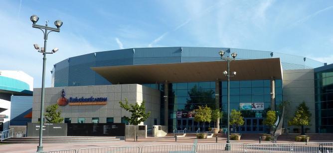 Rabobank Arena, Bakersfield