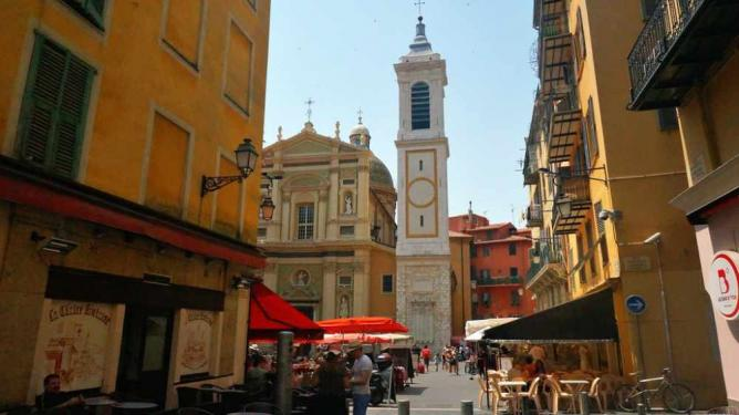 Place Rosseti, Nice Old Town   © ScotchBroom/Flickr