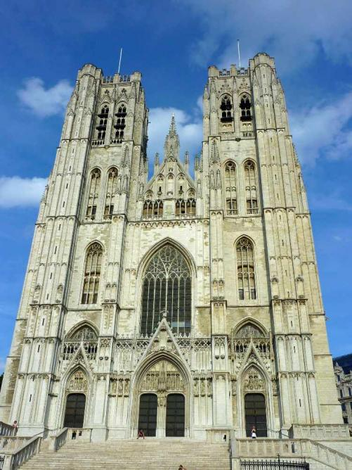 Brussels Cathedral | © Maciamo2/WikiCommons
