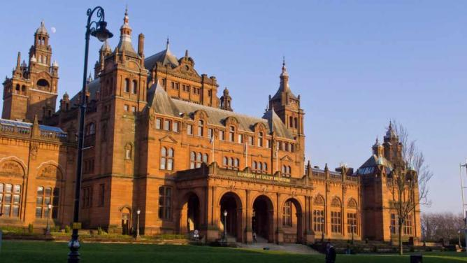 Kelvingrove Art Gallery and Museum in Glasgow's West End | © Ed Webster/Flickr
