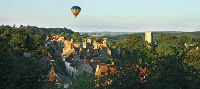 Bruton, Somerset   Photo by Matt Rawlingson Plant/Courtesy Bruton Town Council