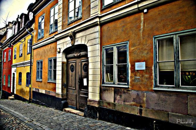 Sodermalm street I © pikadilly/Flickr
