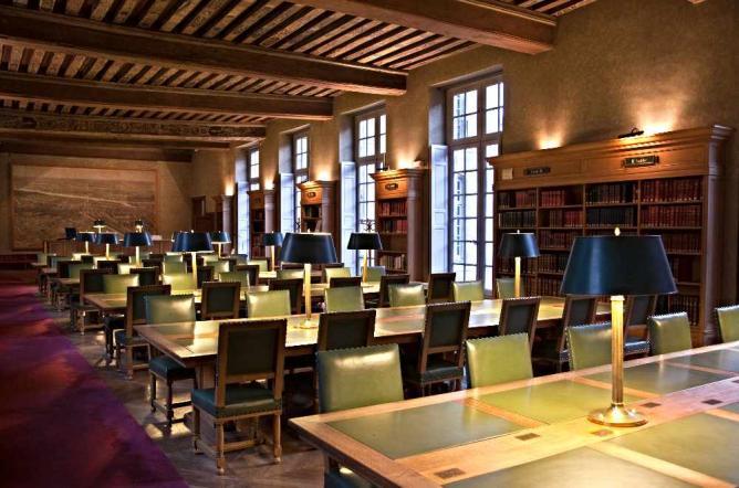 Bibliothèque Historique De La Ville De Paris   © BHVP/WikimediaCommmons