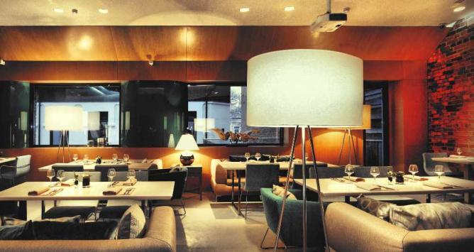 Cafe Studio interior | Courtesy of Cafe Studio