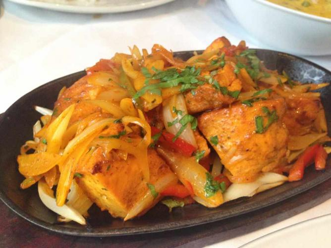 Indian Food | © Sean MacEntee/Flickr