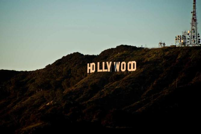 Hollywood Sign- @Flickr/Donielle