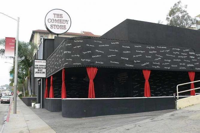 Comedy Store © Mike Dillion