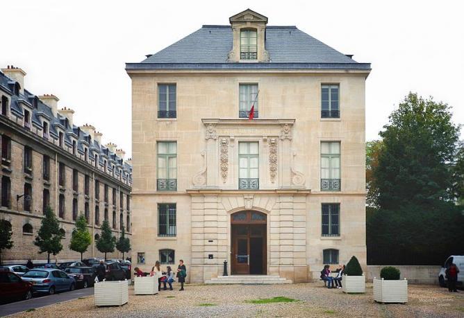 Bibliothèque de l'Arsenal   © Vincent Desjardins/WikiCommons