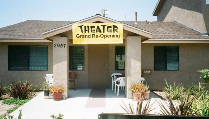 New Theatre | Courtesy of Robert A. Moore