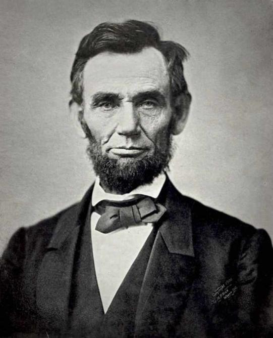 Abraham Lincoln | © WikiCommons/Alexander Gardner