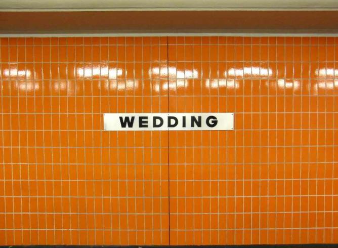 U-Bahn Wedding | © Ingolf/Flickr