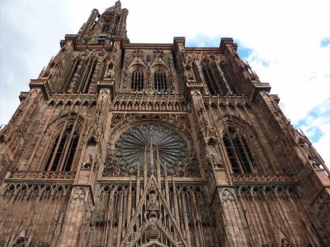 Strasbourg: la Cathédrale | © CpaKmoi/Flickr