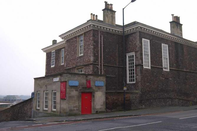 The Red Lodge Museum | © Sam Saunders/Flickr