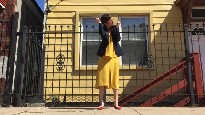 Neighborhood dance | courtesy of Victoria Bradford