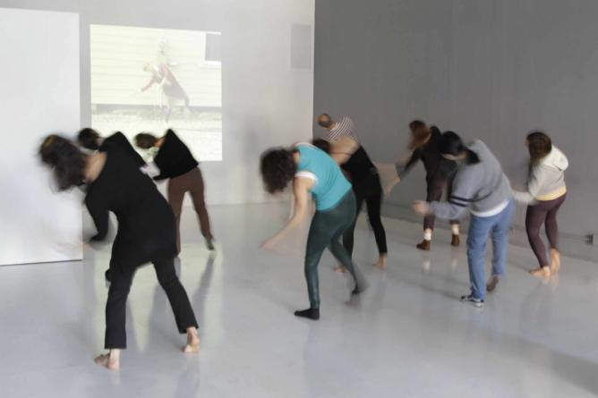 Workshop | courtesy of Victoria Bradford