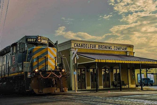 Chandeleur Brewing Company | Courtesy of Chandeleur Brewing Company