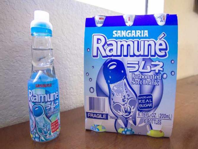 Japan Ramune | © Sstrieu/Flickr