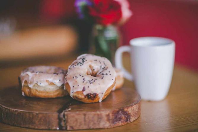 Bagel Doughnut | Courtesy of The Steady Café
