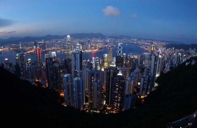 Hong Kong | © skeeze/Pixabay