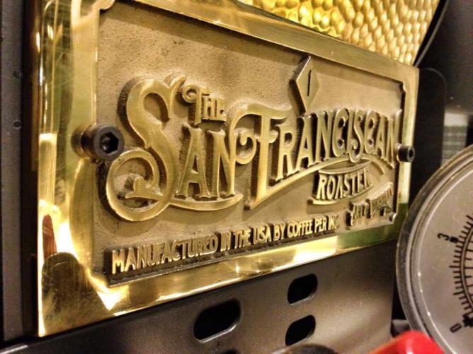 A San Franciscan roaster | © Rich Huxley/Flickr