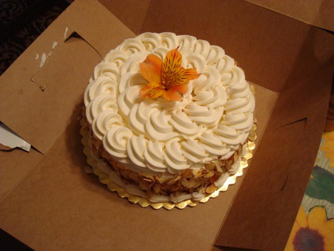 Birthday Cake! [The Buttery] | © Miriam Lueck Avery/Flickr
