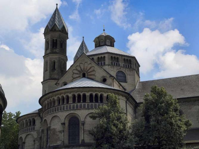 The Most Beautiful Churches And Cathedrals in Cologne