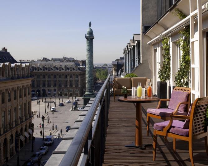 Courtesy of Park Hyatt Paris Vendôme