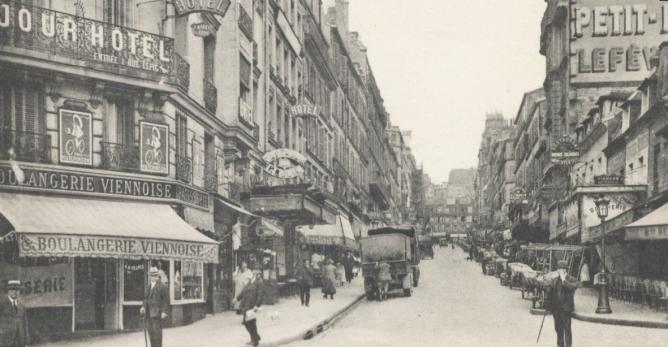 Paris in the 1920s | © Anonymous/WikiCommons
