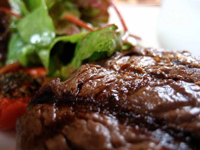 Juicy Steak | © Jeremy Keith/Flickr